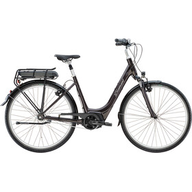 Diamant Achat+ T Elcykel City 300WH Easy Entry svart